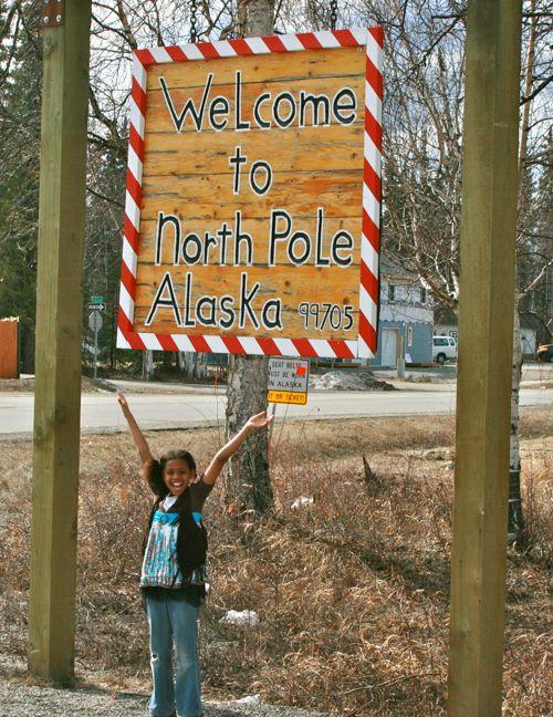 Photo Essay North Pole Alaska