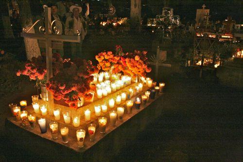 Dia De Muertos In Tzintzuntzan Mexico