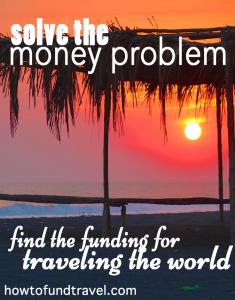 Solve money problem