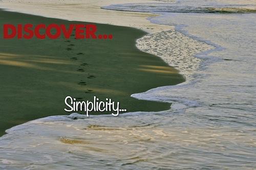 Discover Simplicity...