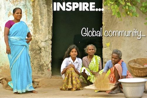 Inspire Global community...