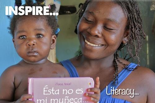 Inspire Literacy...