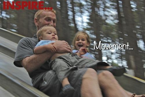 Inspire Movement...