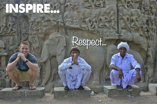Inspire Respect...
