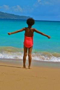 Kyah in Dominican Republic Playa Colorado