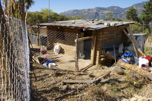 The Perpetual Self Reliance Project Building A Pig Pen