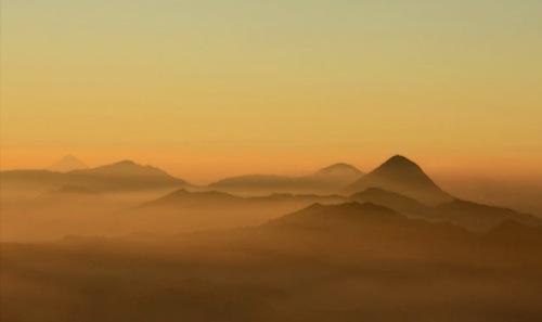 View from Tajumulco