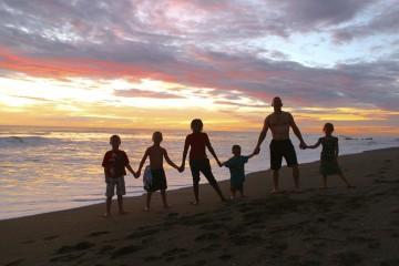 Las Penitas Nicaragua Denning Family