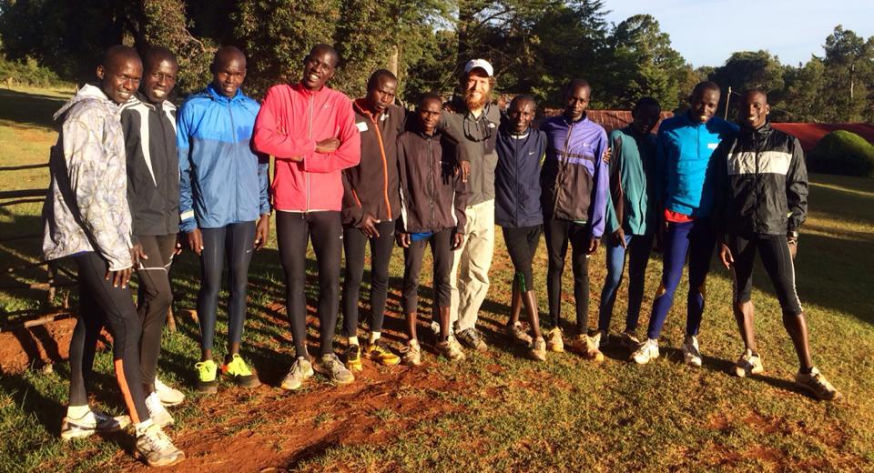 David in Kenya