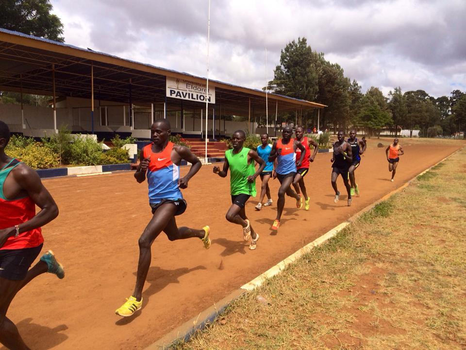 Running Kenya