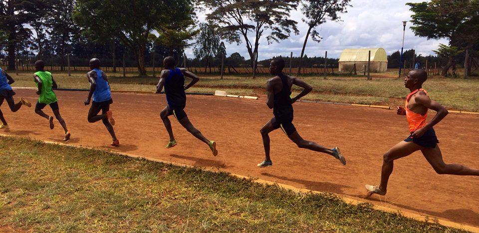 Running Kenyans