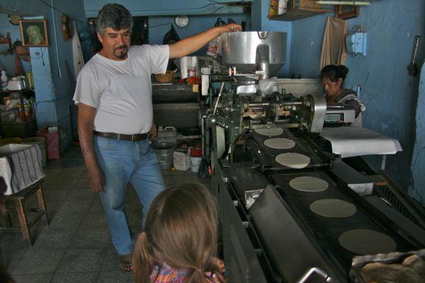 tortilla man