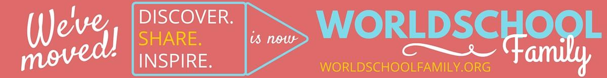 Discover Share Inspire logo