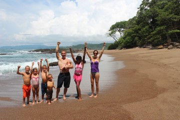 Denning Family Chorro Beach